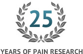 25 years of pain research